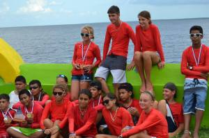 Meet the Sailing club!